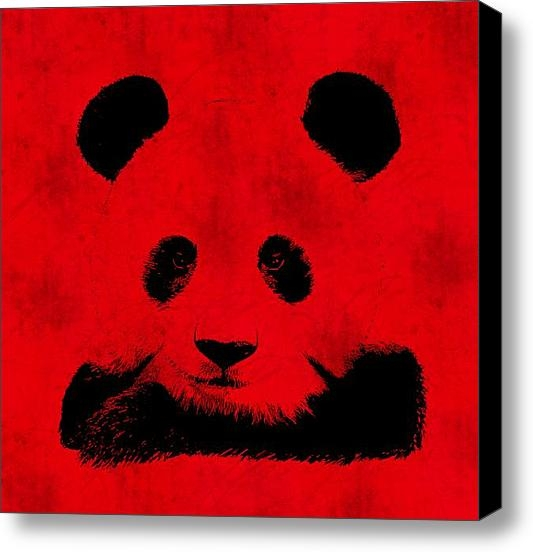 Laura Brightwood - Red Panda Print