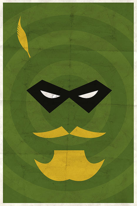 Michael Myers - Green Arrow Print