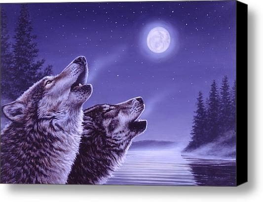 Richard De Wolfe - Song of the North Print
