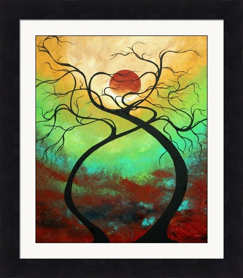 Megan Duncanson - Twisting Love II Original... Print
