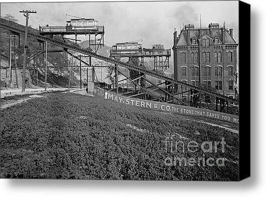 Padre Art - Mount Adams Inclined Rail... Print