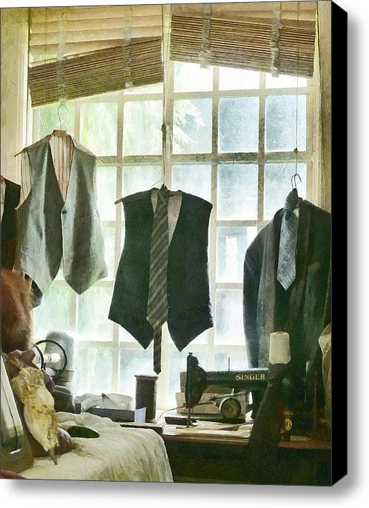 Steve Taylor - The Tailor Shop Print