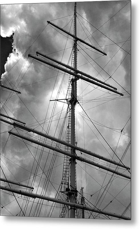 Robert Ullmann - Tall Ship Masts Print