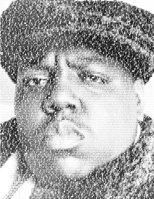 Paul Van Scott - Notorious B.I.G. Juicy Ly... Print