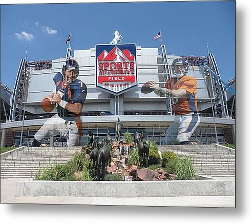 Joe Hamilton - Denver Broncos Sports Aut... Print