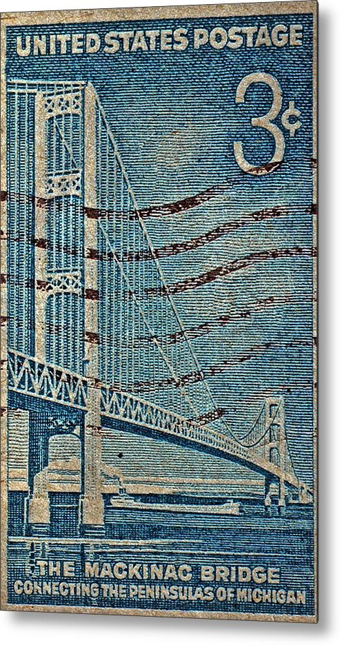 Bill Owen - 1958 The Mighty Mac Stamp Print