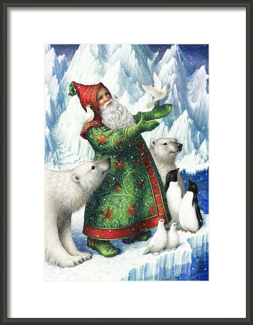 Lynn Bywaters - Gift of Peace Print