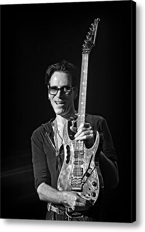 The  Vault - Steve Vai live at The Pab... Print