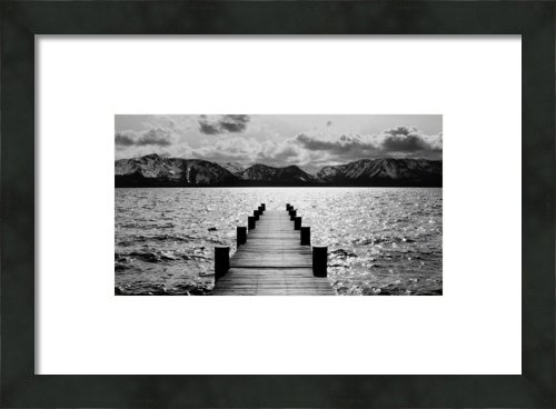 Brad Scott - Lost in Lake Tahoe Print