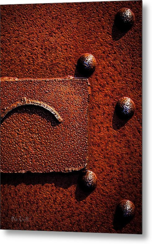 Bob Orsillo - Wet Rust Print