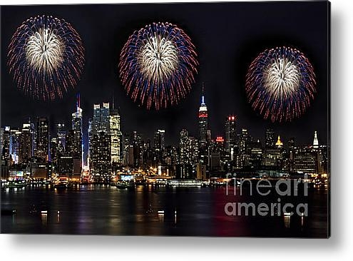 Susan Candelario - New York City Celebrates ... Print
