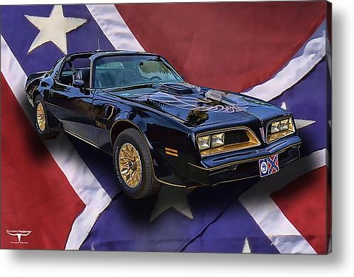 Tommy Anderson - The Bandit Print
