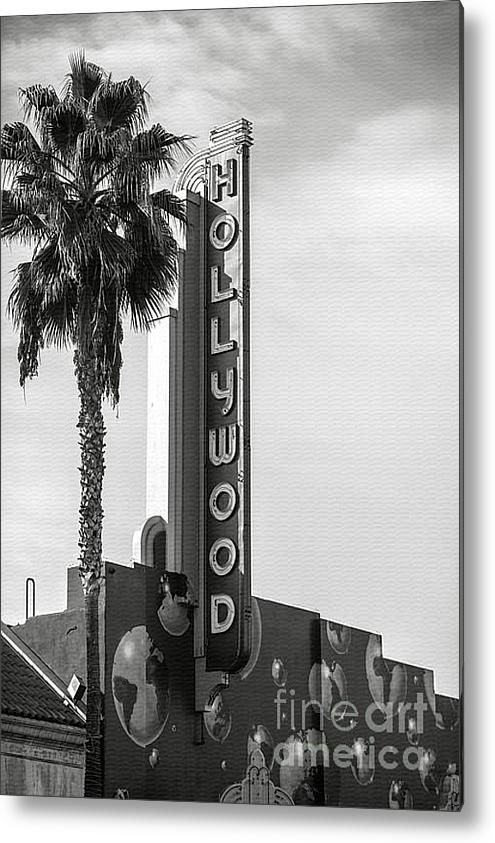 Art Block Collections - Hollywood Landmarks - Hol... Print