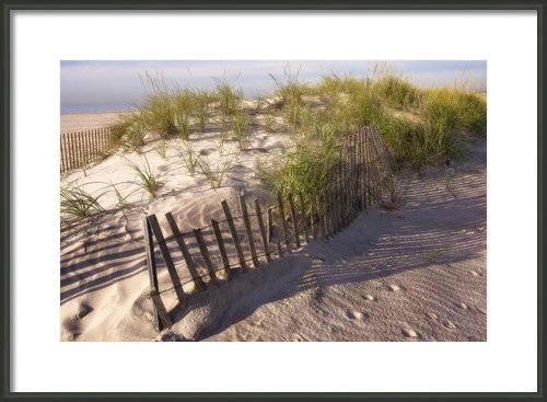 Jim Dohms - Jones Beach Long Island N... Print
