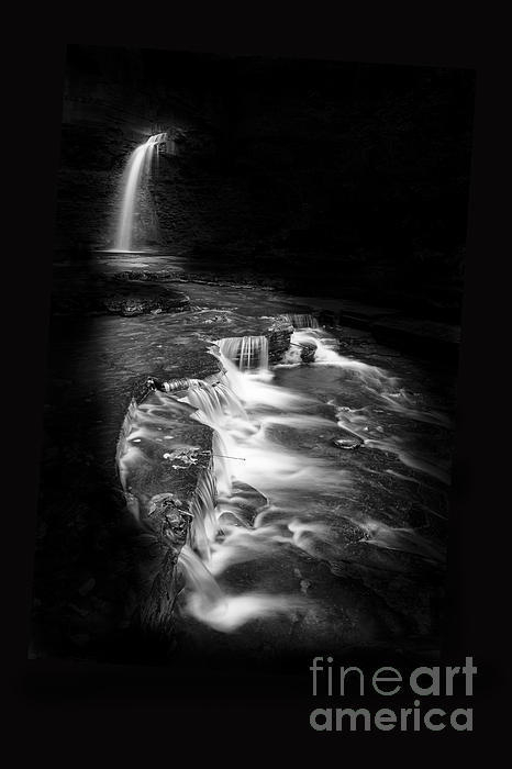 Michele Steffey - Luminous Waters VI Print