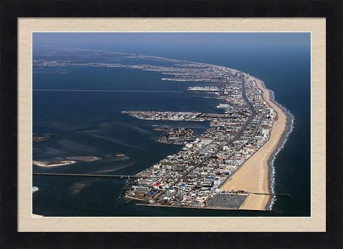 Steve Monell - Ocean City Maryland Print