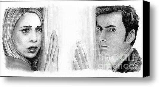 Rosalinda Markle - Billie Piper and David Te... Print