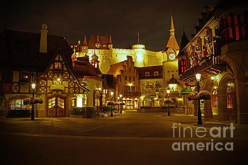 AK Photography - World Showcase - Germany ... Print