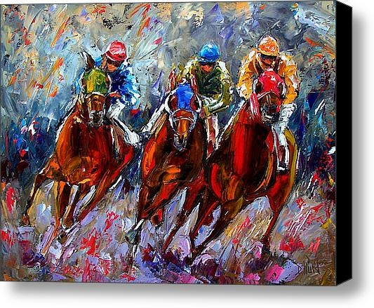 Debra Hurd - The Turn Print