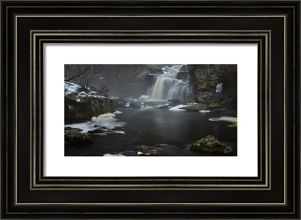 Brian Goebel - Hopyard Waterfall Print