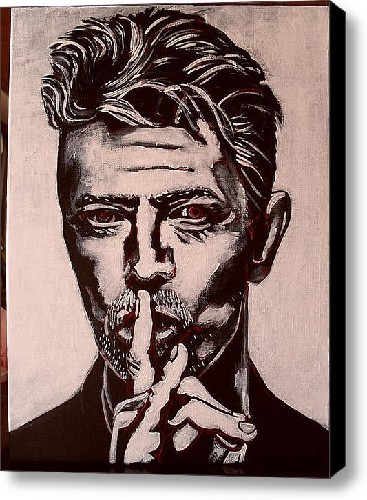 Stephen Humphries - David Bowie Print