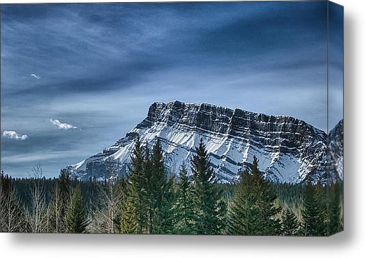 Guy Whiteley - Canadian Rockies 12810 Print