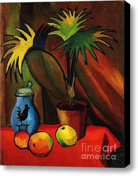 Pg Reproductions - Still Life with Palm Print