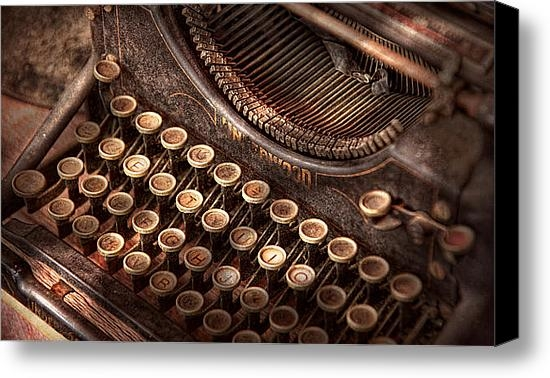 Mike Savad - Steampunk - Typewriter - ... Print
