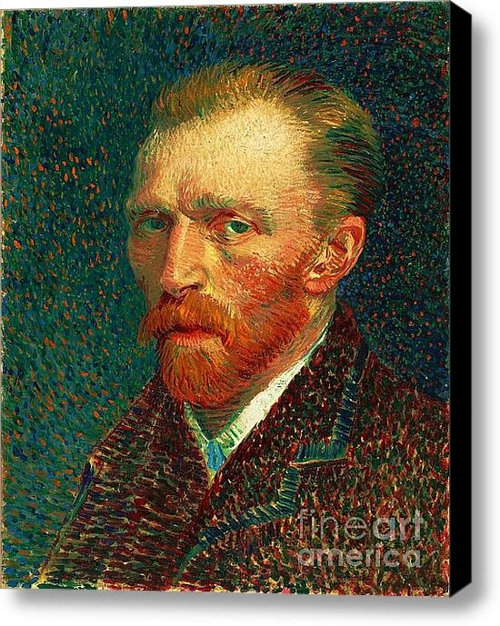 Pg Reproductions - Van Gogh Self Portrait Print
