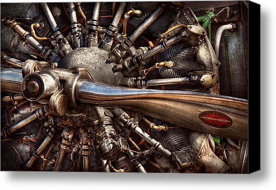 Mike Savad - Pilot - Plane - Engines a... Print