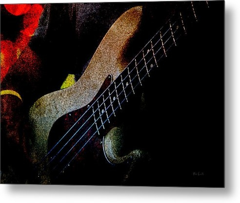 Bob Orsillo - Bass Guitar Print