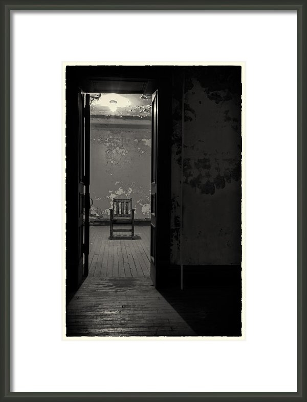 Matthew Campbell - Chair Room Print