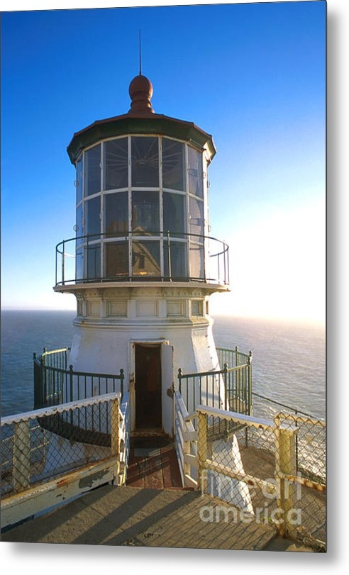Jerry McElroy - Point Reyes Lighthouse Ca... Print