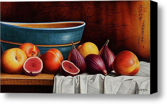 Horacio Cardozo - Peaches and Figs Print