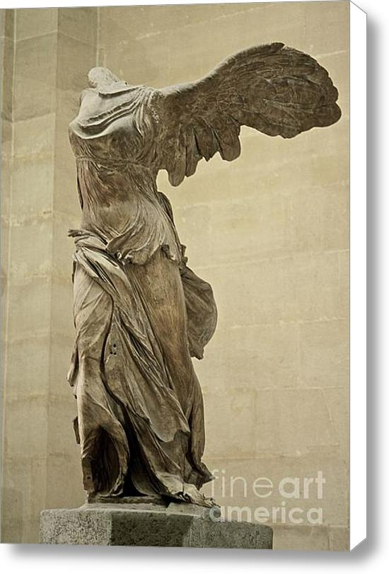 Chris  Brewington Photography LLC - The Winged Victory of Sam... Print