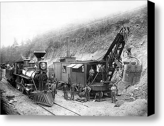 Daniel Hagerman - STEAM LOCOMOTIVE and STEA... Print