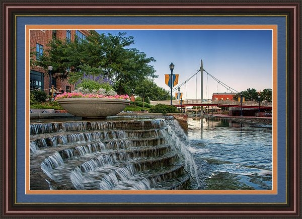 Kenneth Losurdo - Carroll Creek  Print