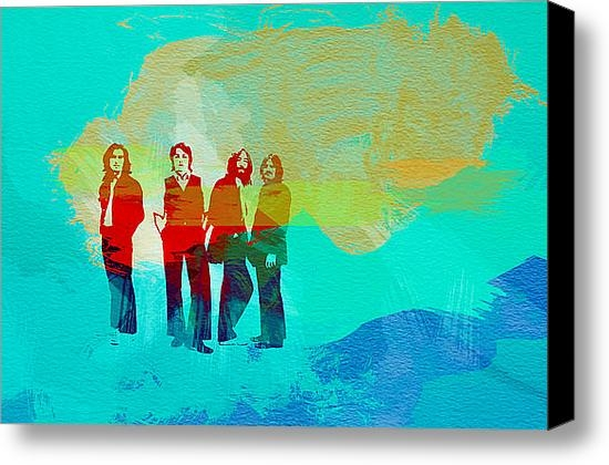 Irina  March - Beatles Print