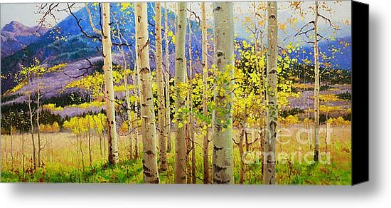 Gary Kim - Beauty of Aspen Colorado Print