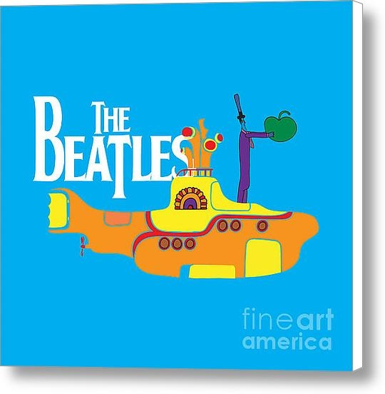 Caio Caldas - The Beatles No.11 Print