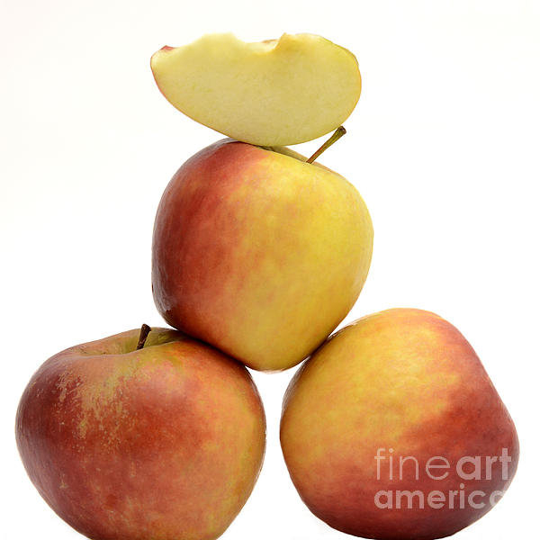 Bernard Jaubert - Apples Print