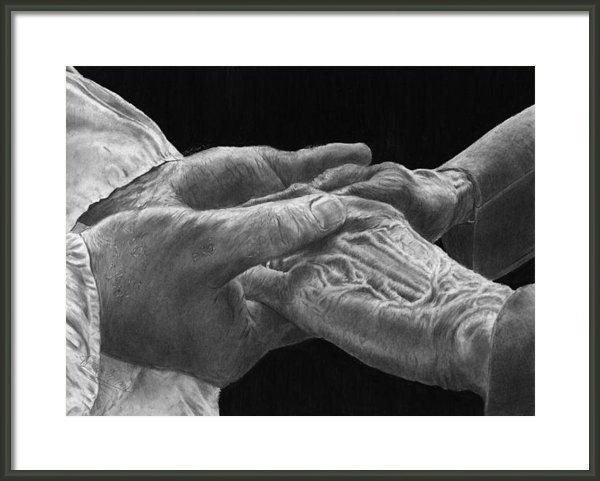 Jyvonne Inman - Hands of Love Print