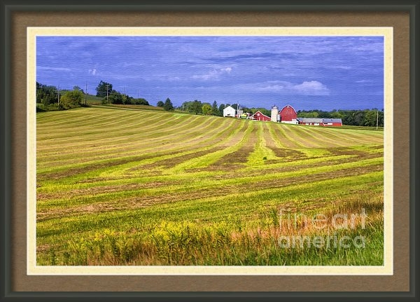 Joan Carroll - Wisconsin Dawn Print