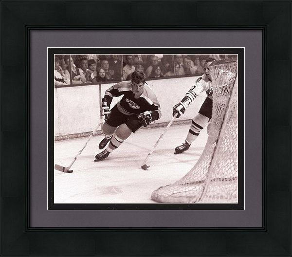 Sanely Great - Bobby Orr Hockey Legend Print