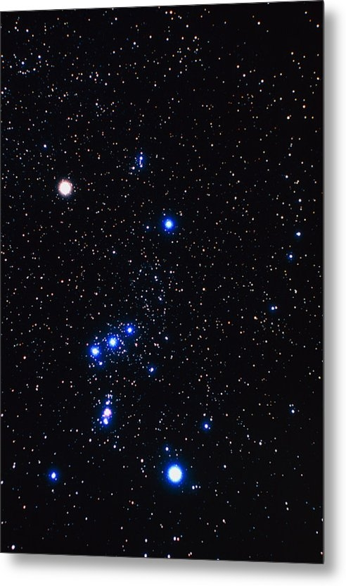 John Sanford - Constellation Of Orion Wi... Print