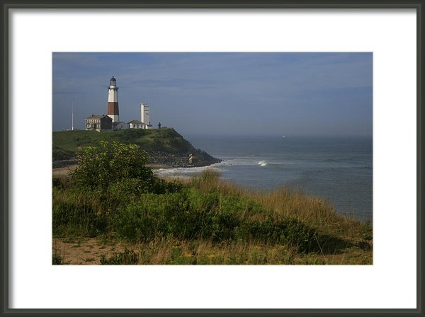 Christopher Kirby - Montauk Point Print