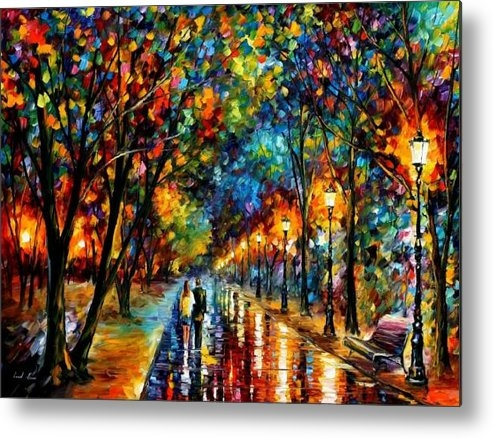 Leonid Afremov - When Dreams Come True  Print