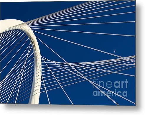 Elena Nosyreva - Margaret Hunt Hill bridge Print