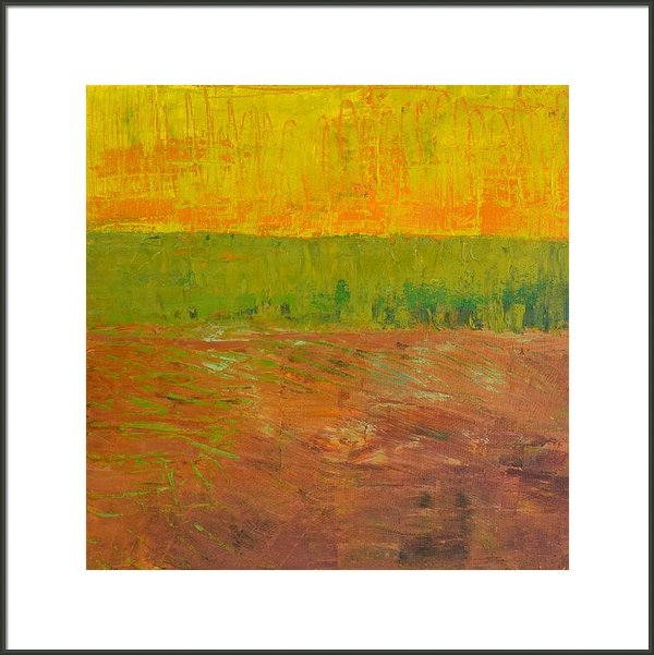 Michelle Calkins - Highway Series - Soil Print