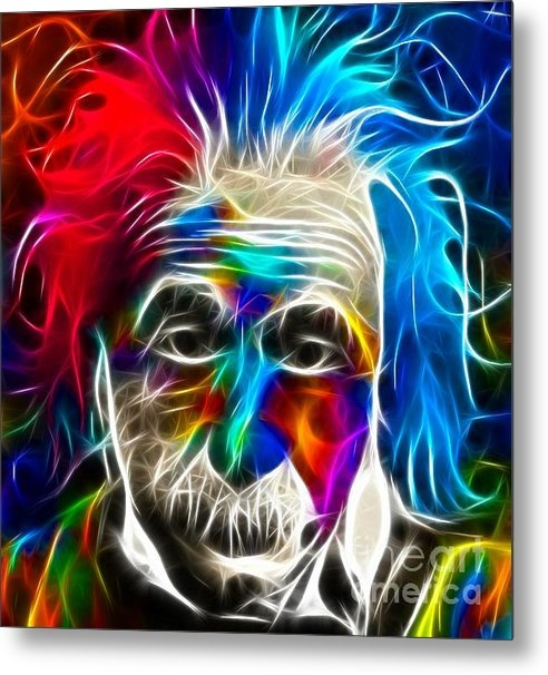 Pamela Johnson - Albert Einstein Print